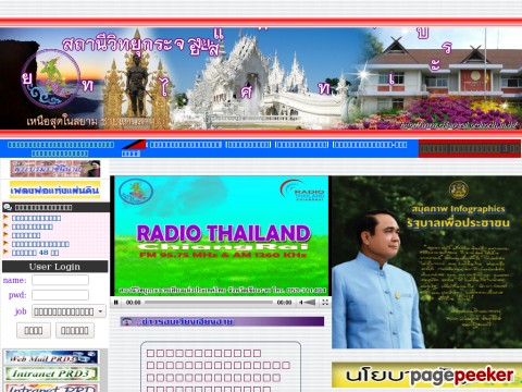 www.chiangrai.prdnorth.in.th