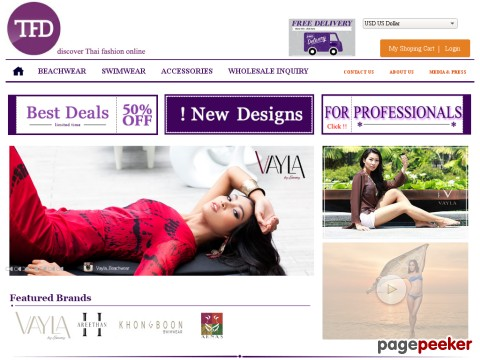 www.thaifashiondesign.com