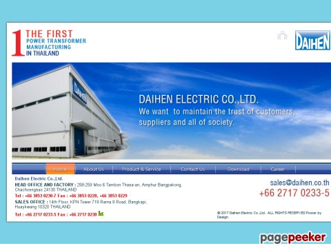 www.daihen.co.th