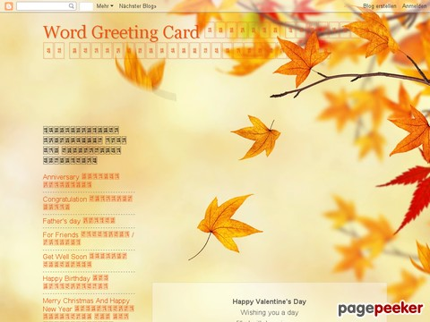wordgreeting.blogspot.com