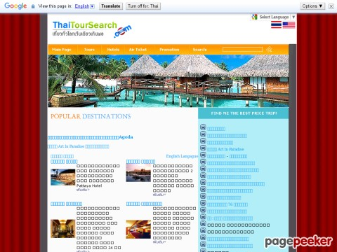 www.thaitoursearch.com